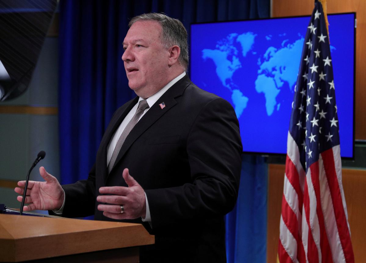 US meddling must be met with cold shoulder