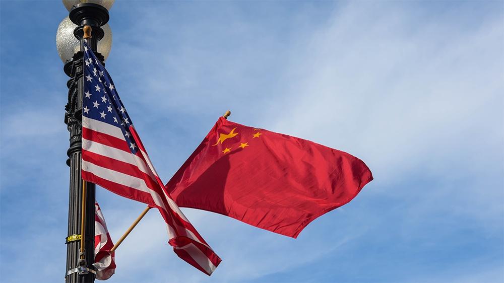 中美国旗 Xinhua.jpg