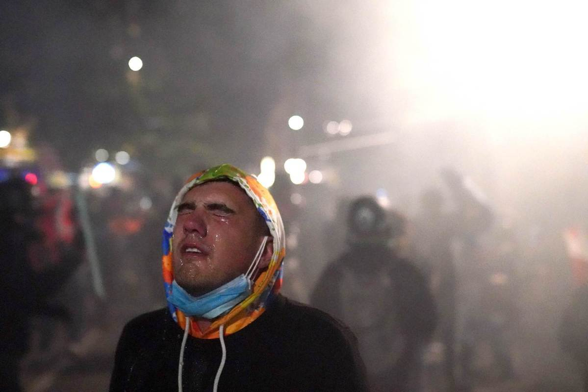 Government watchdog reviews federal agents actions against protesters in US cities