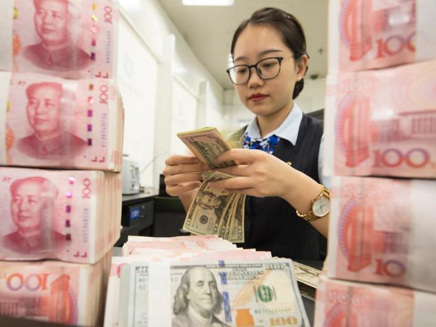 China's central bank skips reverse repos