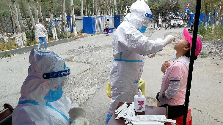 Beijing reports no new confirmed COVID-19 cases