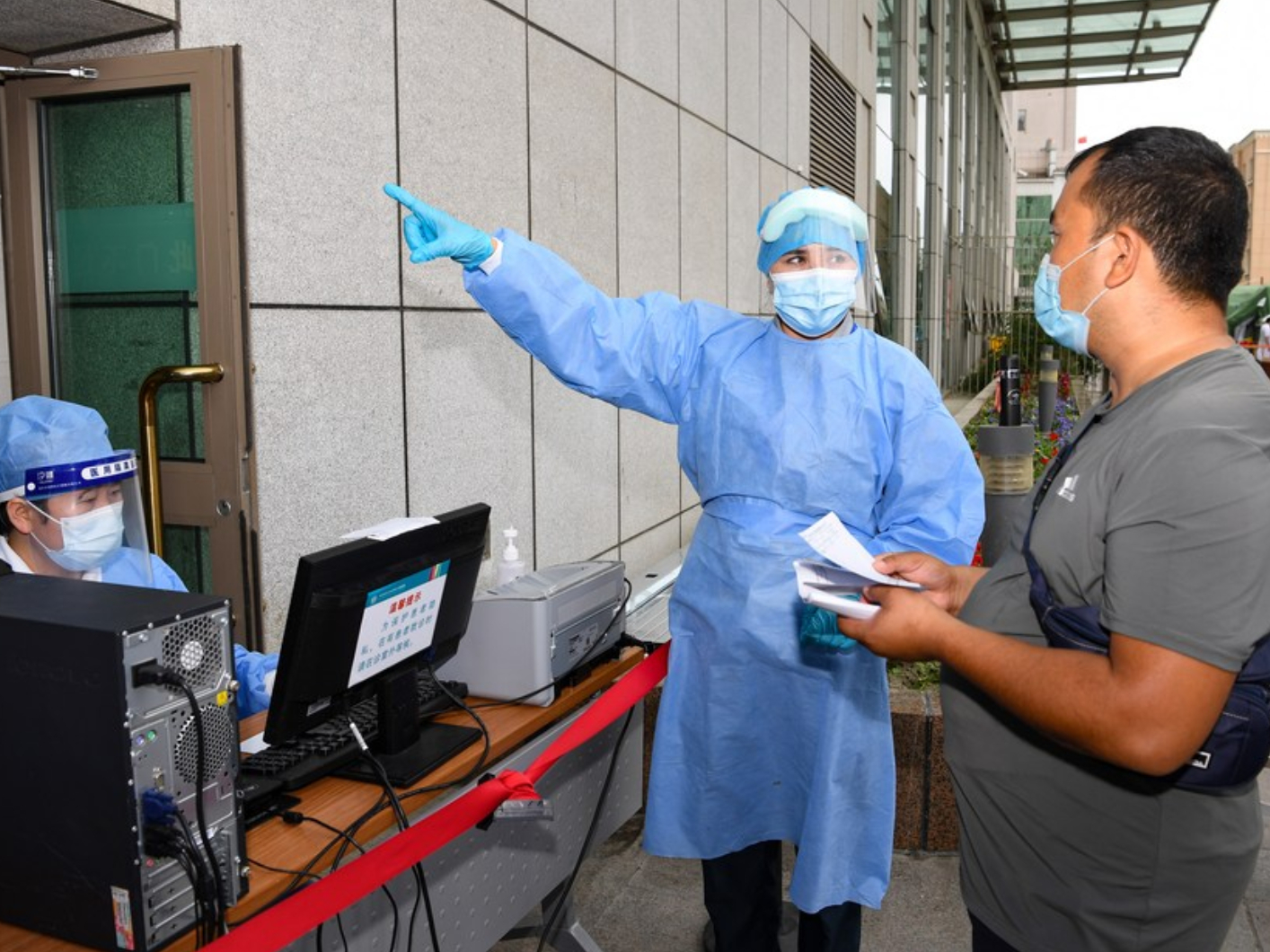 Chinese mainland reports 21 new confirmed COVID-19 cases