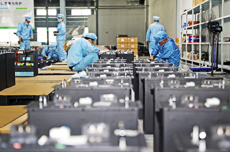 China's high-tech zones maintain growth amid epidemic