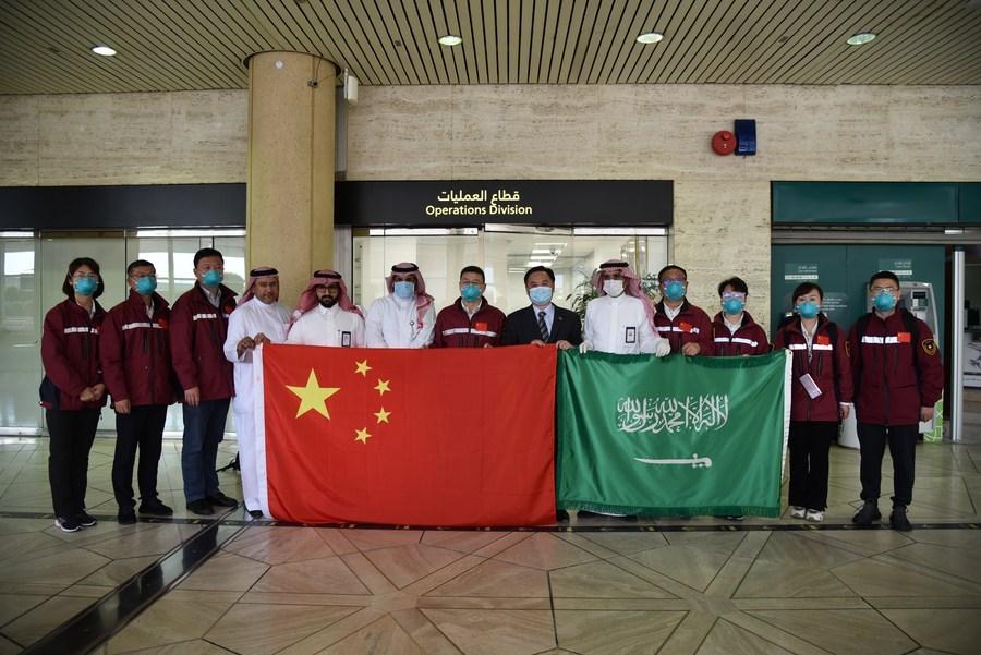 Huge achievements in China-Saudi relations