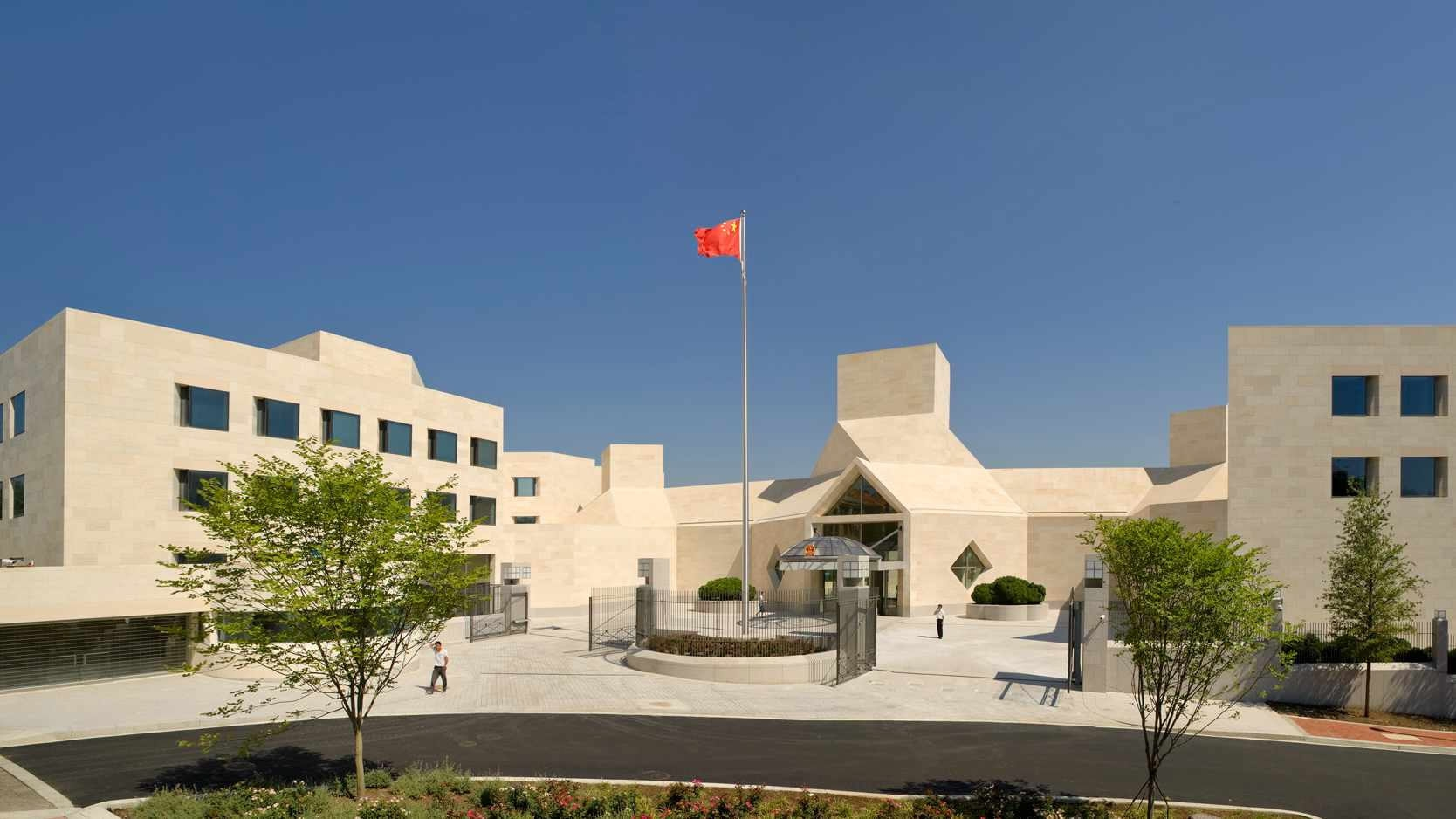 Chinese Embassy in US to take over work of Consulate General in Houston