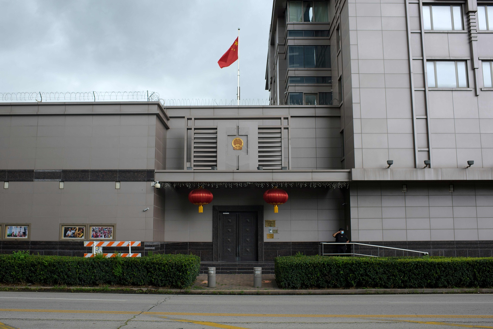 US move to close Chinese consulate arouses int'l criticism