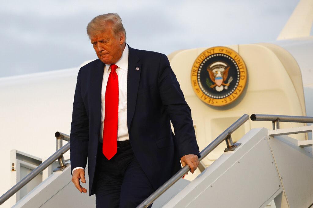 100 Days: Trump faces headwinds as Election Day draws near