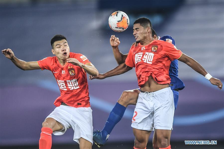 Guangzhou Evergrande beat Shanghai Shenhua 2-0 in season opener