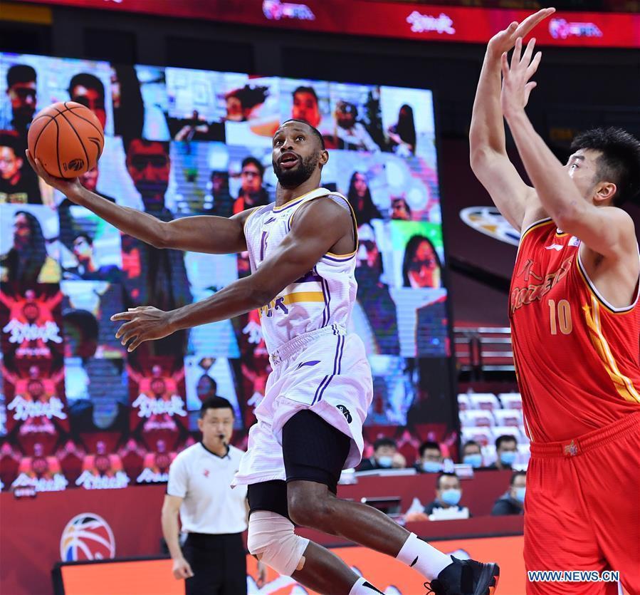 Beijing Royal Fighters thrash CBA bottom-dwellers Bayi