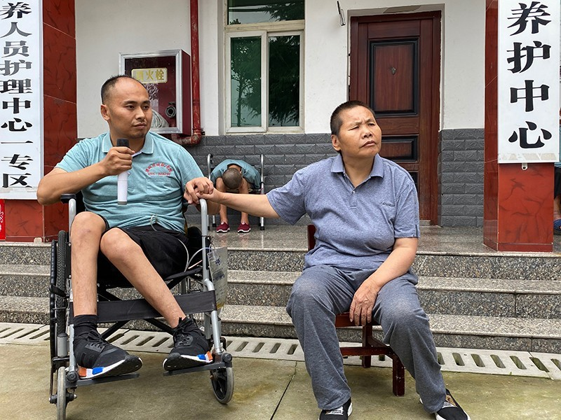 Shaanxi provides lifeline to most vulnerable group