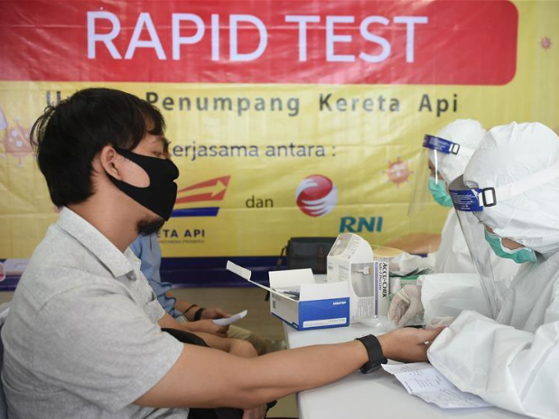 Indonesia reports 1,525 new COVID-19 cases, 57 new deaths