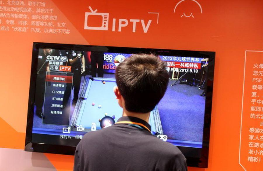 China to usher in digital TV era