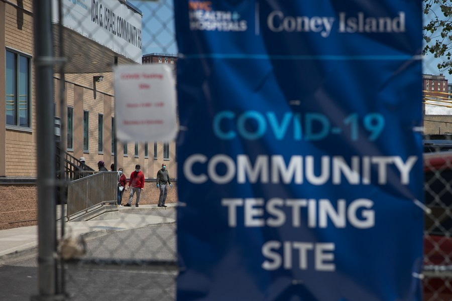 Trump's anti-testing policies put lives of Americans at risk