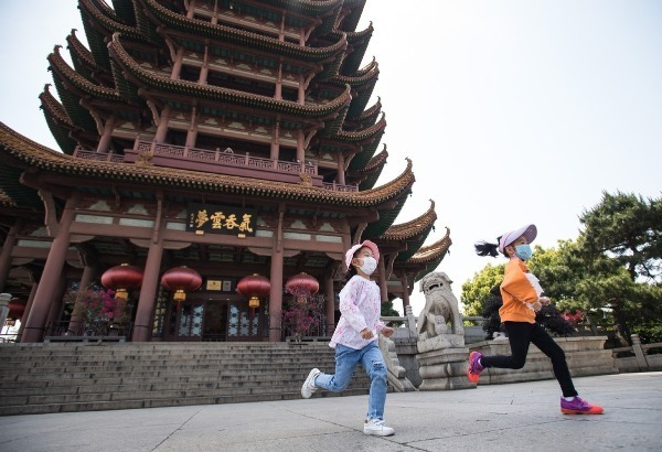 Tours to Wuhan picking up after recovery from virus