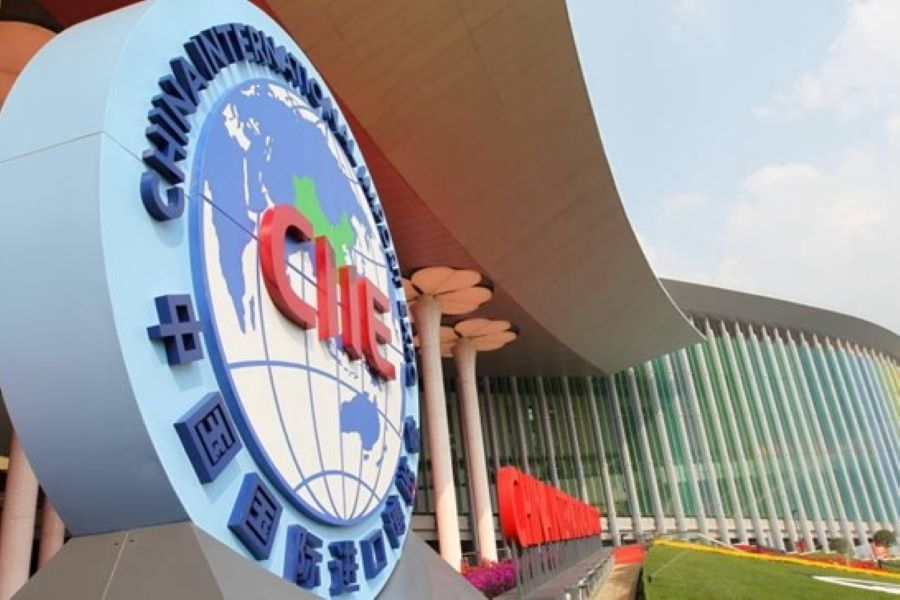CIIE exhibitors set up special committee on public health, epidemic control