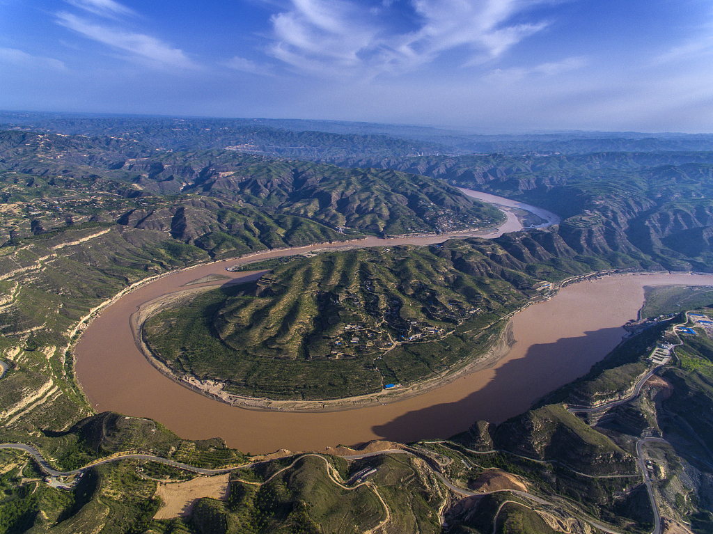 Water protection project starts in Yellow River basin