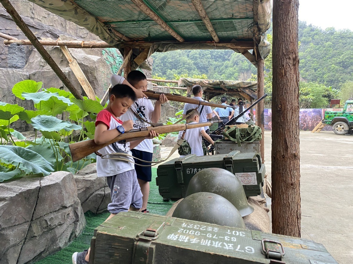 Tourist village changes fortune of Shaanxi county