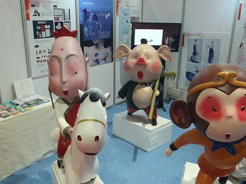 Chinese animations gaining ground