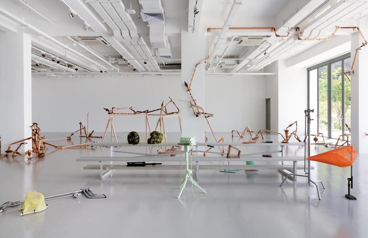 HK-born artist presents her Venice Biennale pieces at M+