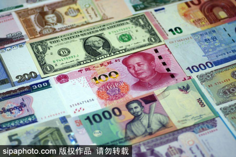 Renminbi advancing as international currency