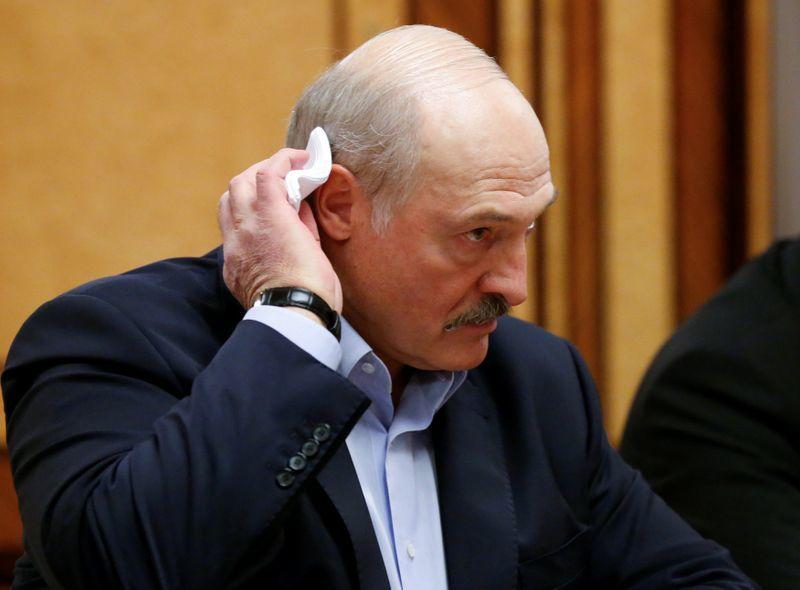 Belarusian president Lukashenko says he had coronavirus asymptomatically: media