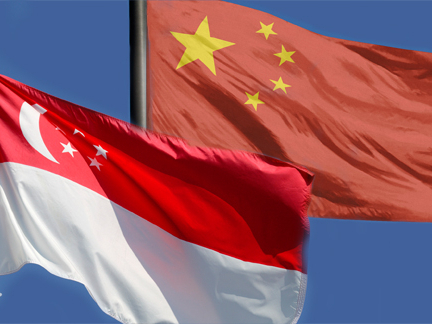 China, Singapore to safeguard smooth supply chain, trade amid pandemic
