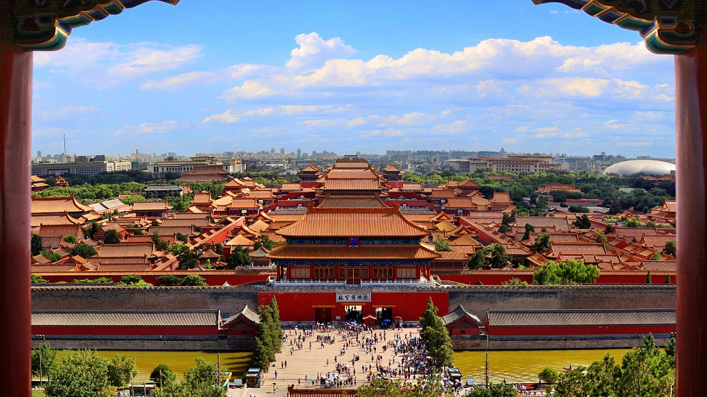 Palace Museum raises the number of daily visitors to 12,000