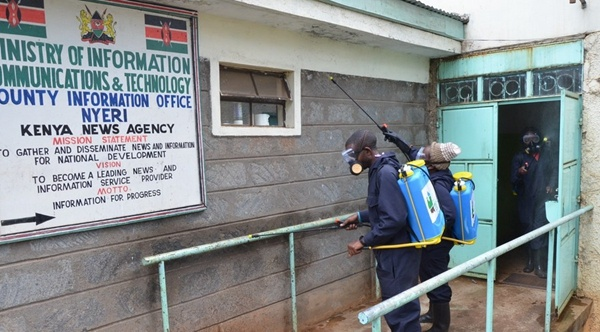 Africa's confirmed COVID-19 cases pass 828,214