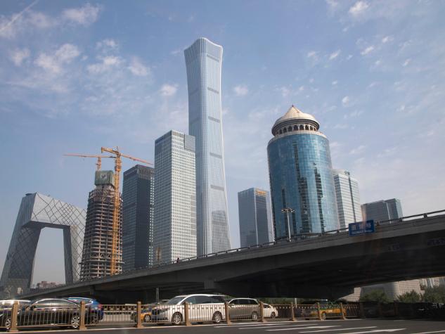 Beijing's exports up 2.9% in H1