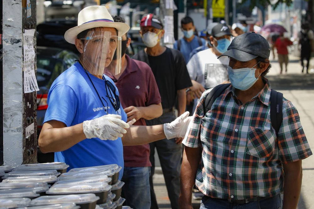 The latest: COVID-19 outbreak worldwide (Updated July 28)