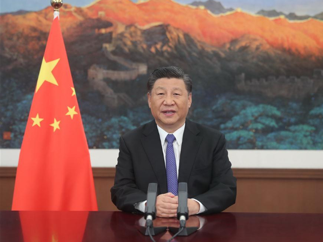 Xi calls for making AIIB new platform for building community with shared future for mankind