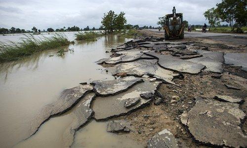 UN highlights destruction of floods in Bangladesh