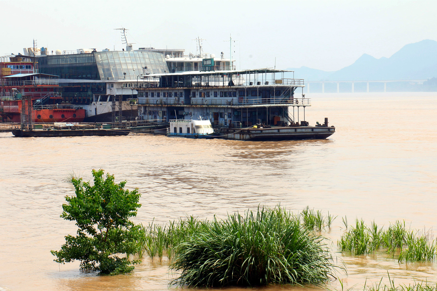 158 people dead or missing in China due to floods
