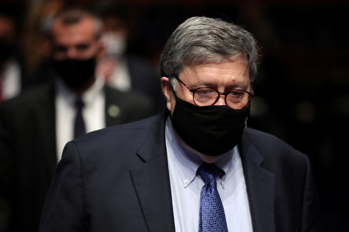 Barr, Democrats battle over federal agents sent to cities