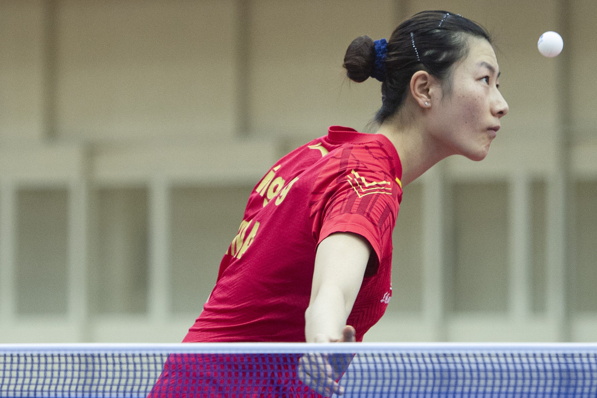 Ding and Liu to miss Olympic test run