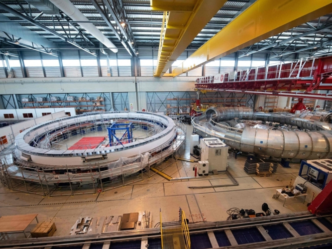 Assembly of ITER starts in France