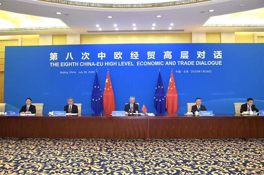 China, Europe jointly promoting anti-epidemic cooperation benefits world: Vice premier
