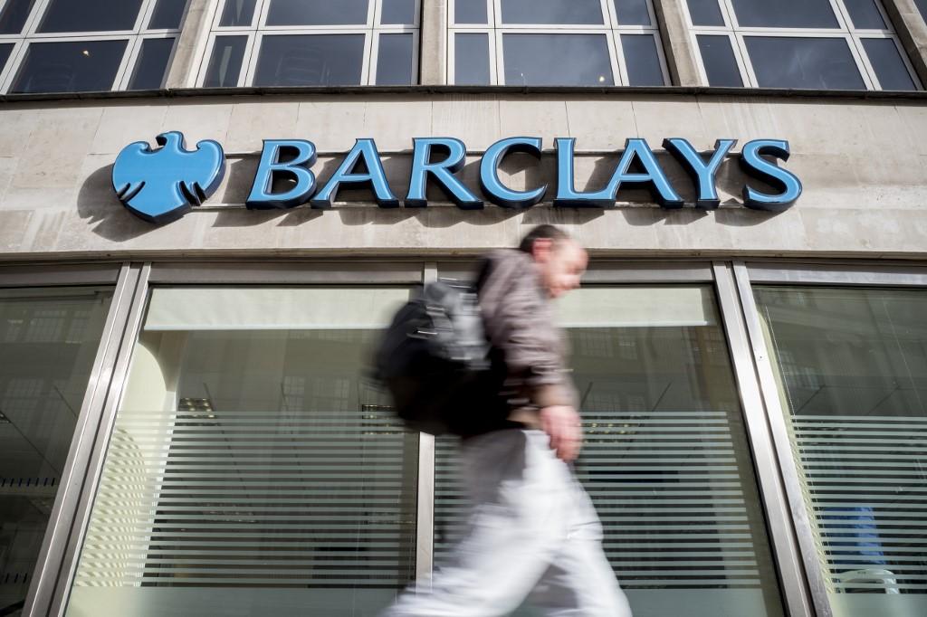 Barclays bank says first-half profit sinks 66% on virus