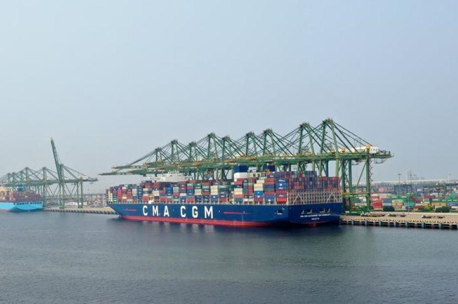Tianjin Shipping Index down 0.05 pct