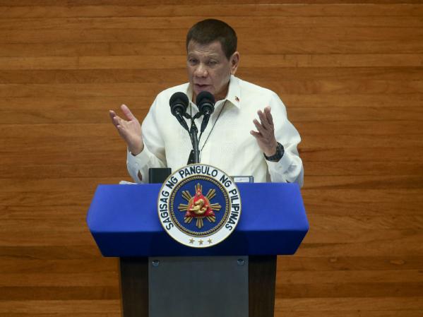 China appreciates Duterte's remarks on South China Sea