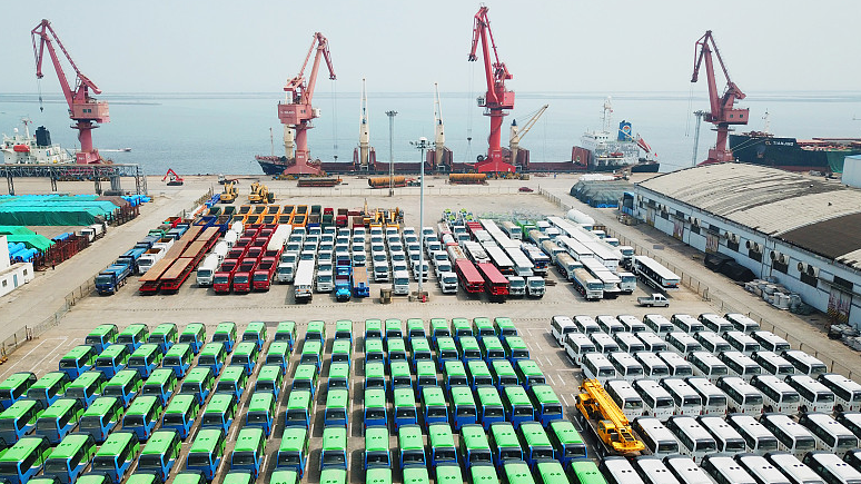 China processes 812.8 bln yuan worth of export tax rebates in H1 to ease financial pressure