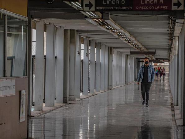 COVID-19 death toll in Mexico surpasses 45,000