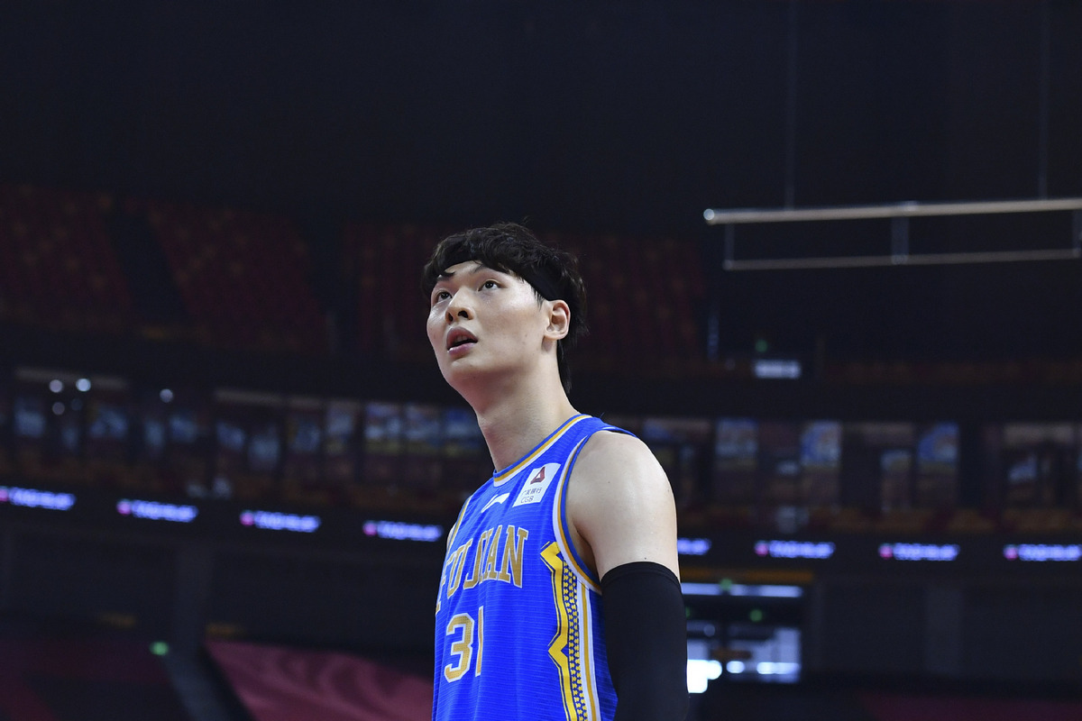 Wang, Lin claim CBA Player of the Week award
