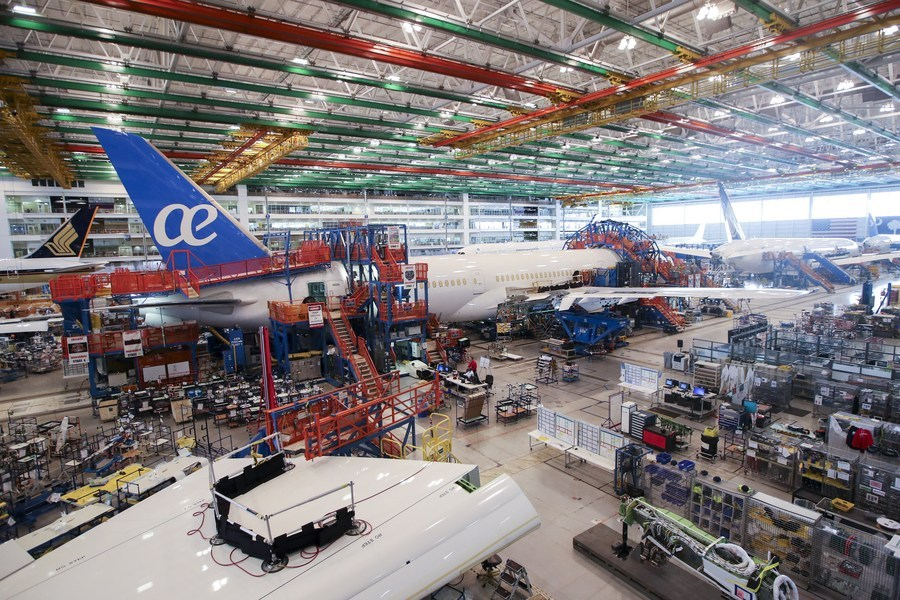 Boeing reports Q2 financial results