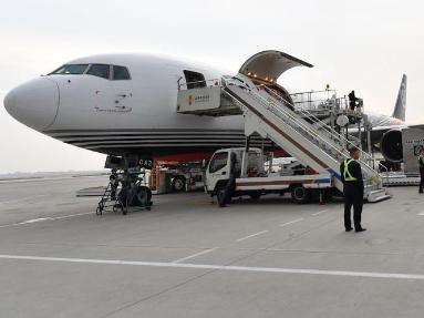 Xi'an creates intl air hub with expanded capacity