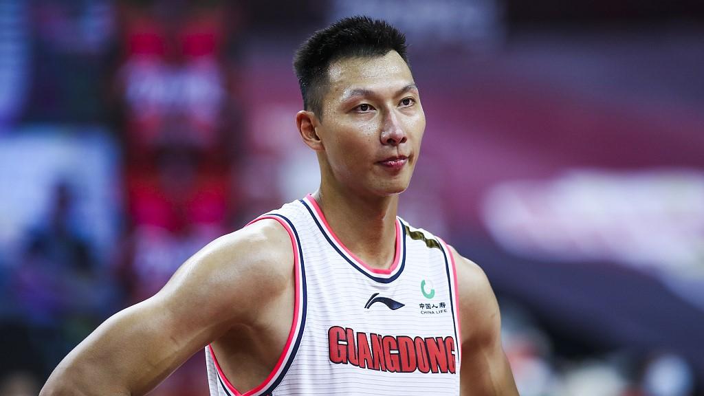 Guangdong star center Yi jianlian claims record fifth CBA MVP award