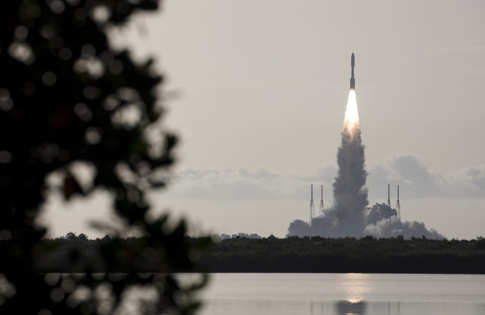 NASA launches Mars rover Perseverance to seek signs of ancient life