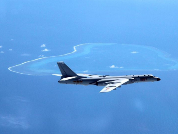 US military provocations in S.China Sea to strengthen China's resolve: defense ministry