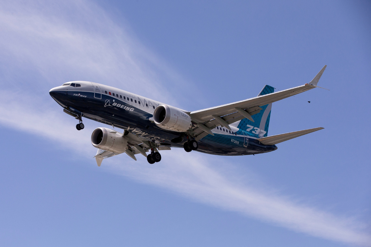 China completes Boeing 737 inspections over engine issue