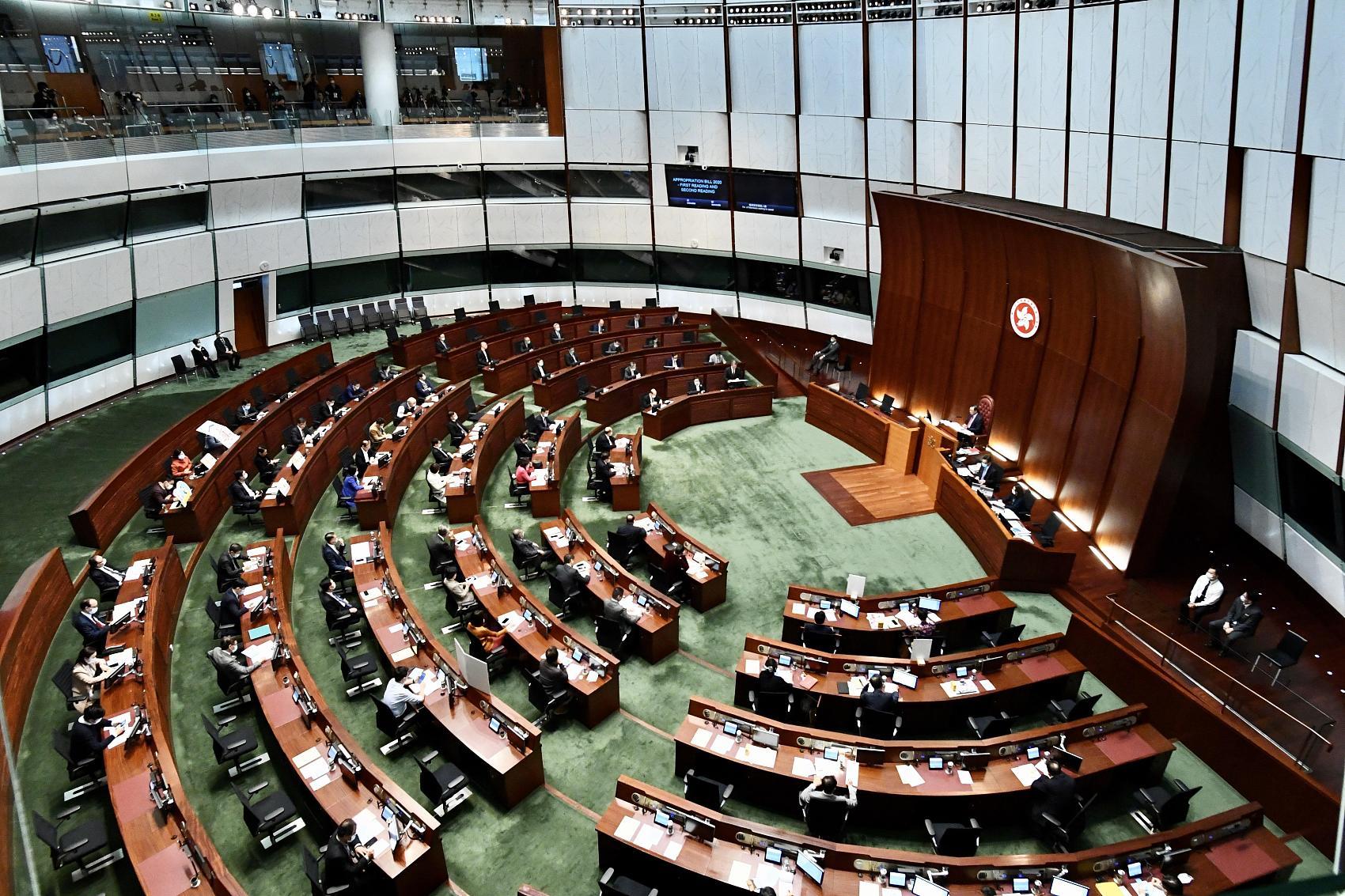 HKSAR gov't supports disqualifying 12 legislature candidates